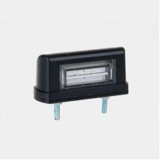 Подсветка номерного знака на прицеп, цвет: белый, код товара: FT-016