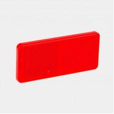 Катафот для прицепа. Красный