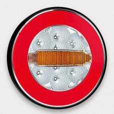 Задний фонарь круглый FT-113Y