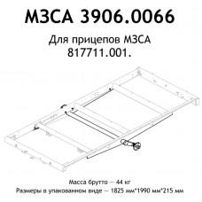 Подвеска в сборе МЗСА 817711.001